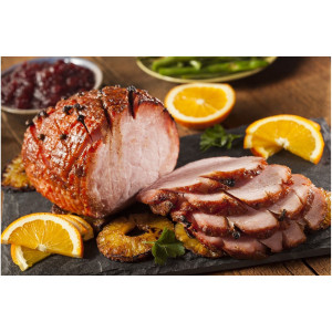 Whole Cooked Ham (per kg)