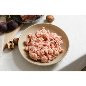 Gluten free pork sausage meat