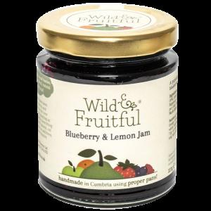Blueberry and Lemon Jam