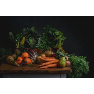 Bellord and Brown Fruit, Veg and Dairy Box (12 eggs, 4 litres of milk)