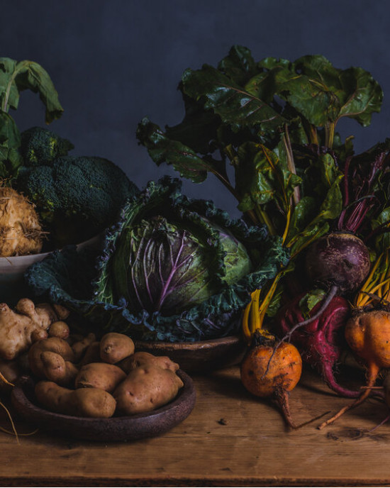 Bellord and Brown Fruit and Veg Box