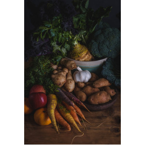 Bellord and Brown Fruit and Veg Box (Small)