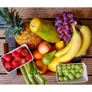 Bellord and Brown Seasonal & Exotic Fruit Box