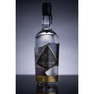 King Stone Gin 70cl 43% abv