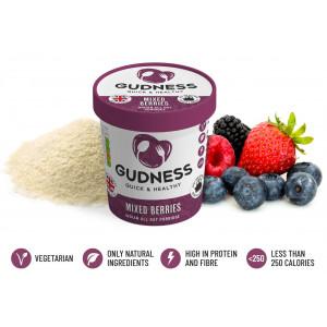 Mixed Berries - 100% Natural Healthy Breakfast (x 8 Pots)