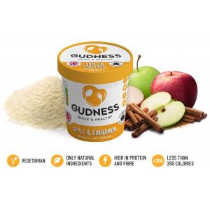 Apple & Cinnamon - 100% Natural Healthy Breakfast (x 8 Pots)