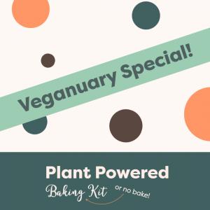 Plant Powered Energy Bites Baking Kit