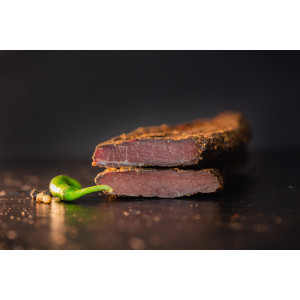 Up North Biltong Whole Steak Mild Red Chilli 200g