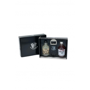 Mini Renegade Gin + Damson Gin Gift Box by Doghouse Distillery